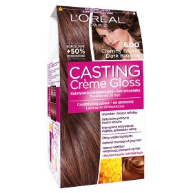 L'Oréal Paris Casting Crème Gloss Farba do włosów 600 Ciemny blond