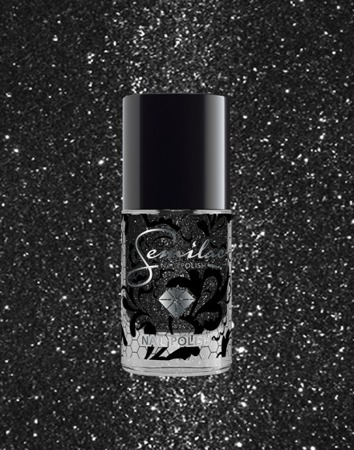 Semilac 096 Lakier do paznokci Nail Polish Semilac Starlight Night 7ml